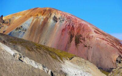 Landmannalaugar se Super Jeepem z jihu