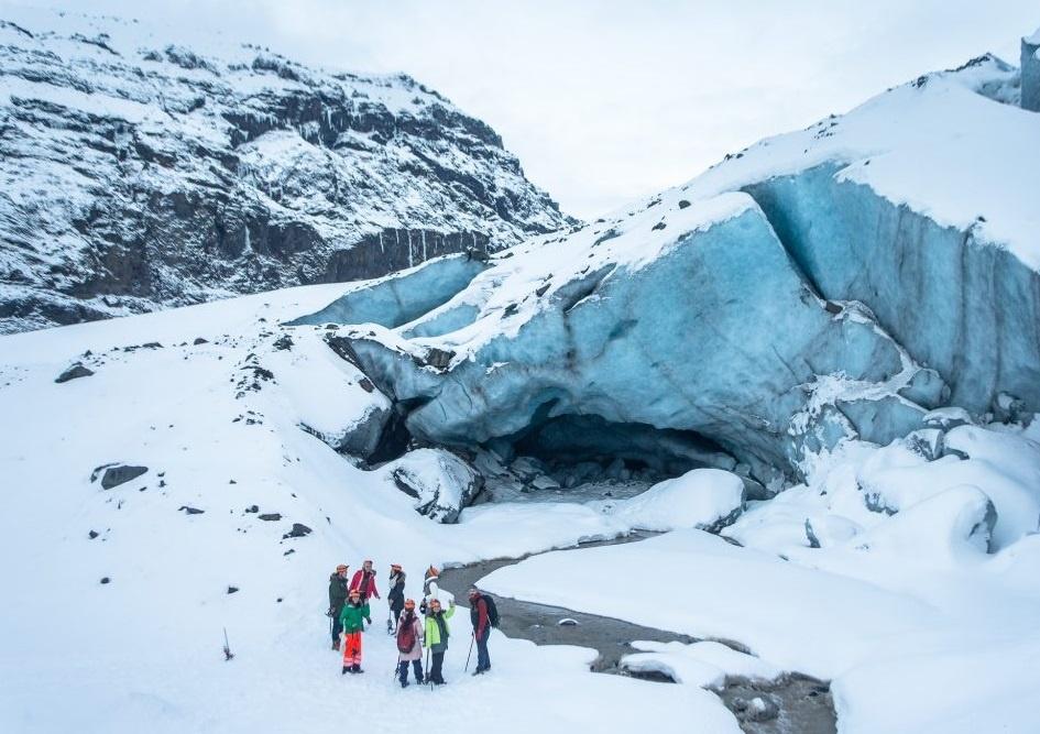 zájezd na ledovec Vatnajokull