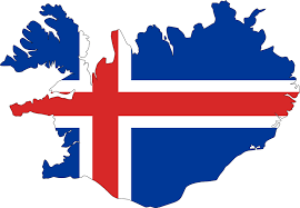 vlajka Islandu