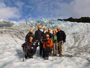 Ledovec Vatnajokull