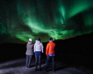 Exkurze za polárními zářemi