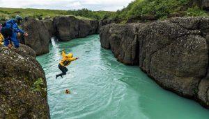 rafting nařece Hvítá