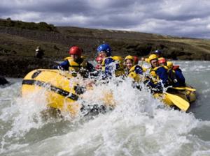 rafty na Islandu