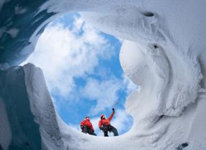 ledovec Myrdalsjokull