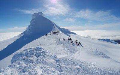 Ledovec Snæfellsjökull
