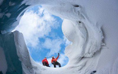 Jižní pobřeží a ledovec Mýrdalsjökull