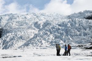 ledovec island