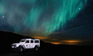 polarni zare Island