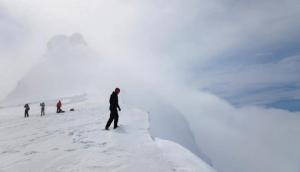 exkurze na vystup na ledovec Snaefellsjokull