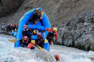 rafting-Islanda