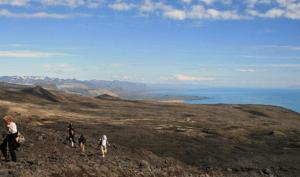 exkurze na Islandu