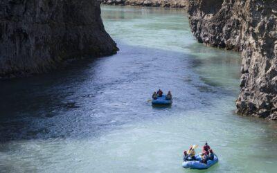 Rafting a Zlatý okruh