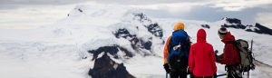 exkurze ledovec adrenalin