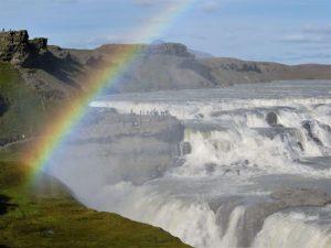 Vodopád Gullfoss, Zlatí okruh