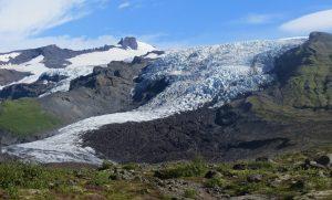 Vatnajokull-Island