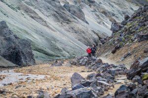 hory Landmannalaugar