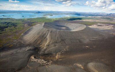 Diamantový okruh – sever Islandu