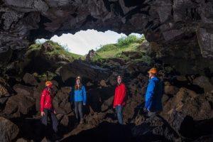 jeskyně Island