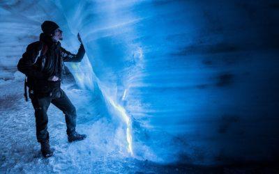 Tunel do ledovce