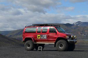 exkurze super jeep