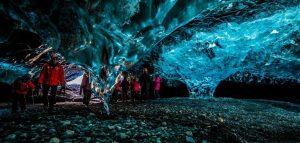 ledova jeskyne Vatnajokull
