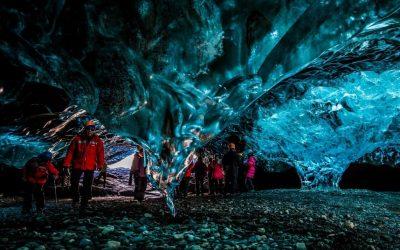 Ledová jeskyně