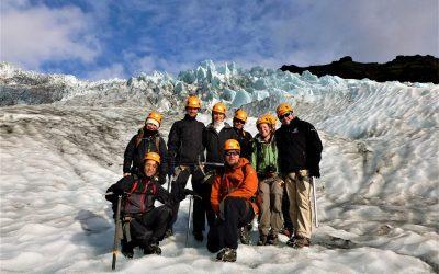 Ledovec Vatnajökull II