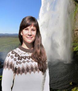 průvkyně zájezd Island