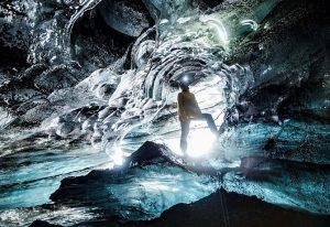 Ledová jeskyně pod Katlou