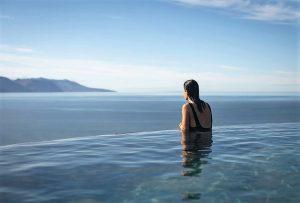 lázně a bazén Geosea