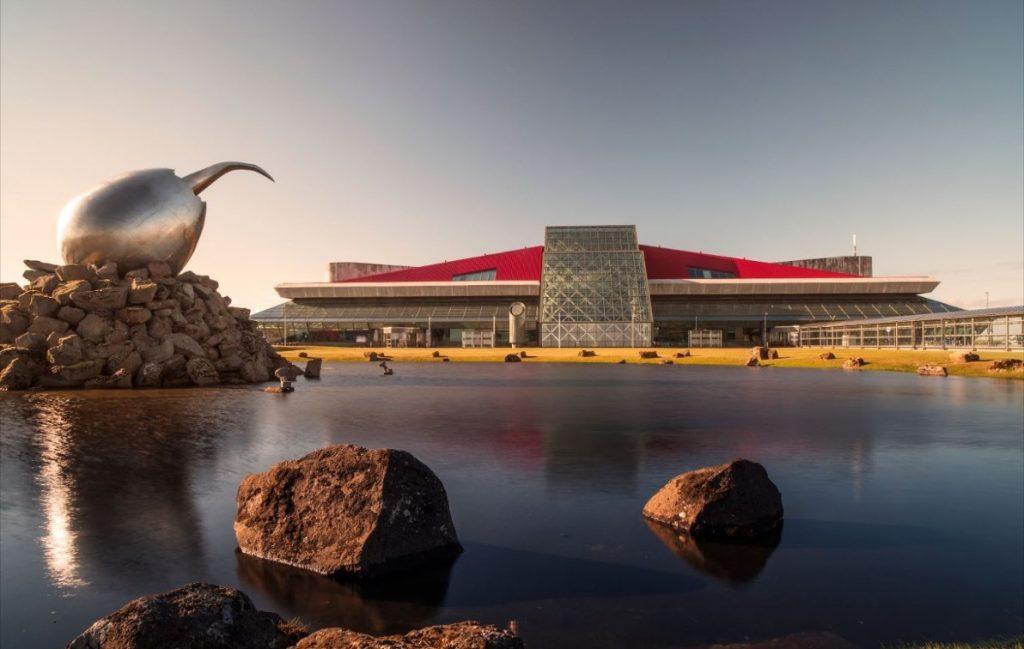 Mezinárodní letiště v Keflavíku
