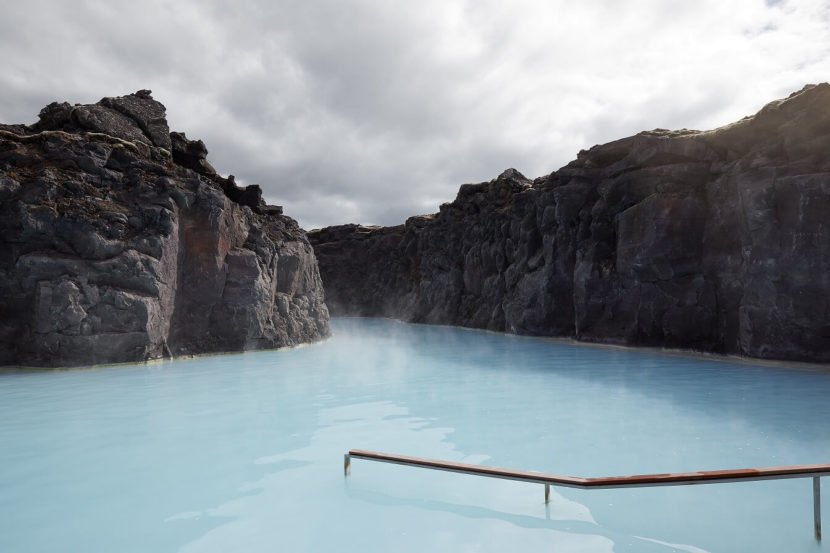 Retreat SPA Modrá laguna na Islandu