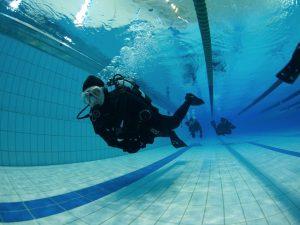 Potápěčský PADI kurz v suchém neoprenu
