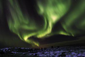 Exkurze z Reykjavíku za polárními zářemi