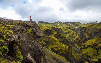 Trek Landmannalaugar a Thorsmork – 2 dny
