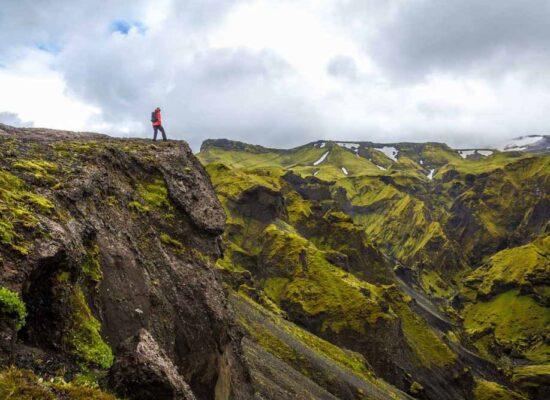 Thorsmork a Landmannalaugar trekking