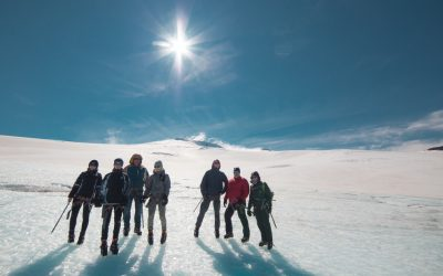 Magický ledovec Snaefellsjökull