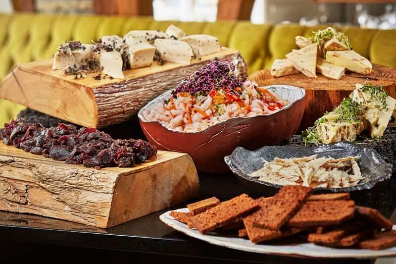 Vyhlášená restaurace v Reykjavíku