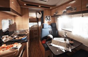 karavan k pronájmu