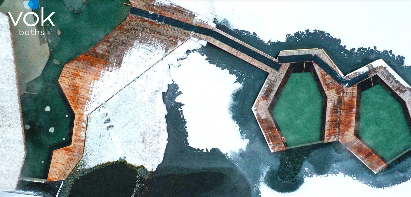 Vok termály a bazény