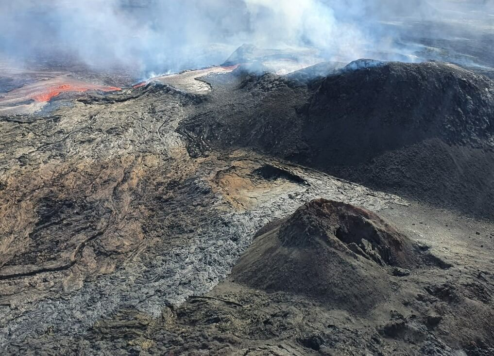 exkurze oblasti sopečné erupce